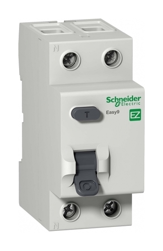 УЗО Schneider Electric Easy9 2P 63А 100мА (A)