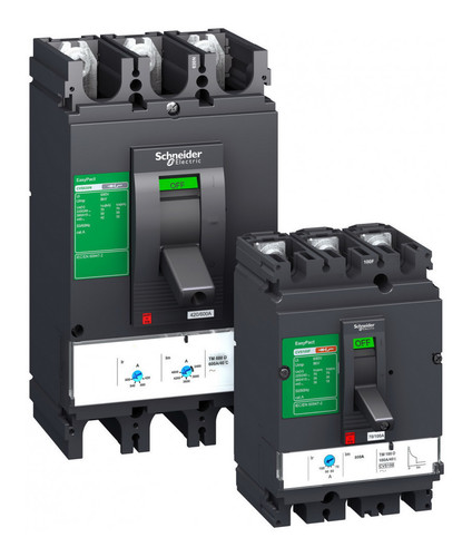 Силовой автомат Schneider Electric EasyPact CVS 200, TM-D, 50кА, 3P, 250А