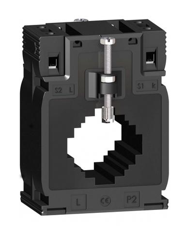 Шинный трансформатор тока Schneider Electric 250/5А 5ВА, кл.т. 1, METSECT5MC025R