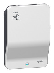 EVLINK WALLBOX PLUS розетка T2 3ф 22kW